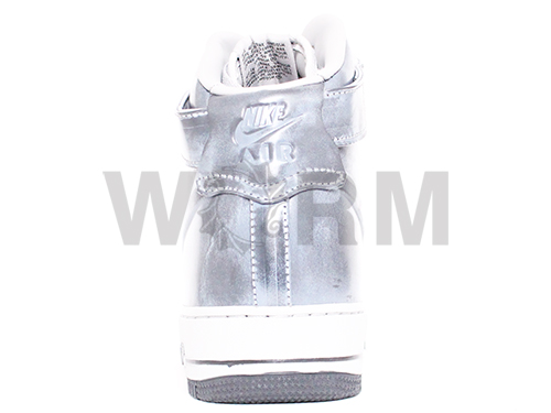 NIKE AIR FORCE 1 HIGH VT SUPREME 469775-001 mdm grey/mdm gry-anthrct-blck空軍,是,未使用的物品