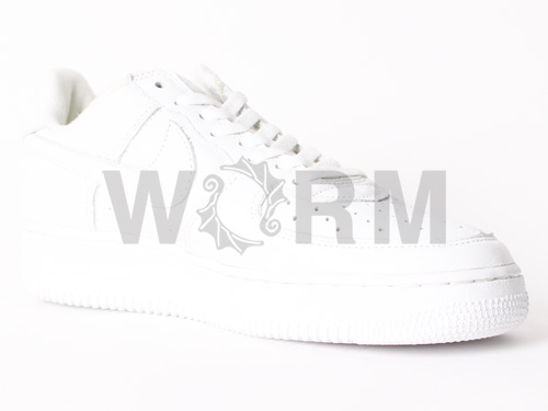 "NIKE AIR FORCE 1 SC""1999""630033-911 white/white空軍未使用的物品"