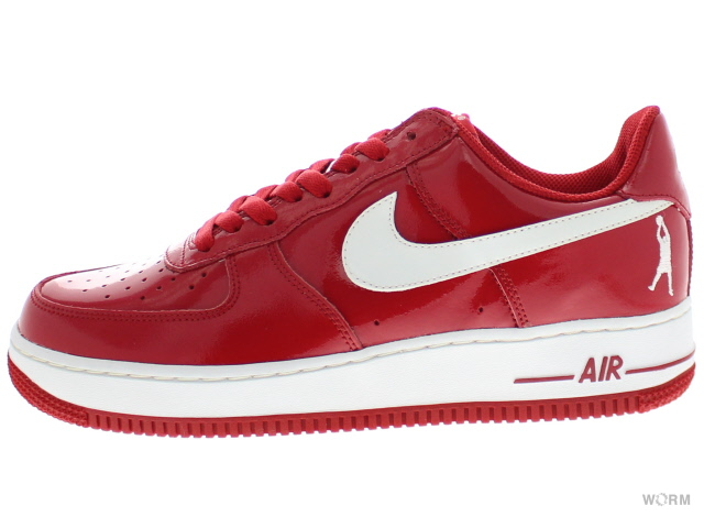 306,347-611 NIKE AF1 'SHEED' LOW varsity red/white air force-free article