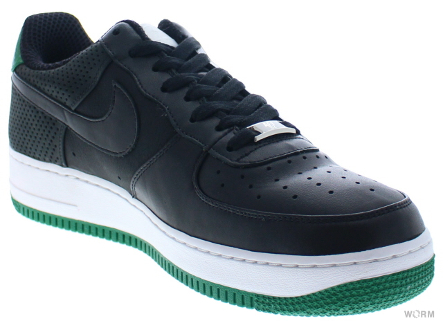 "NIKE AIR FORCE 1 PREMIUM 07 ""FRAGMENT"" 316892-002 black/black-pine green air force fragment unread items"