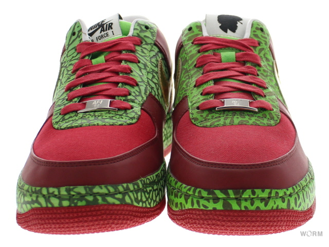 "ab067358 ... NIKE AIR FORCE 1 LOW SUPREME I/O ""QUESTLOVE"" 318931-671 ..."