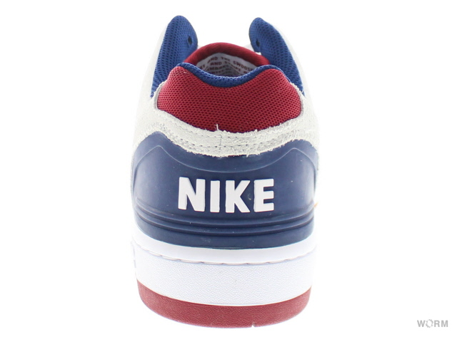 buy popular 45d61 cd167 NIKE SB AIR FORCE II LOW ao0300-100 white blue void-red crush Nike air  force 2 low-free article