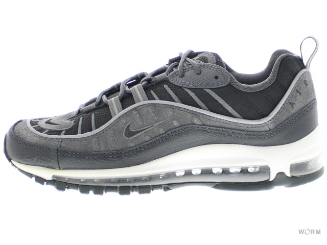 NIKE AIR MAX 98 SE ao9380 001 blackanthracite dark grey Kie Ney AMAX free article