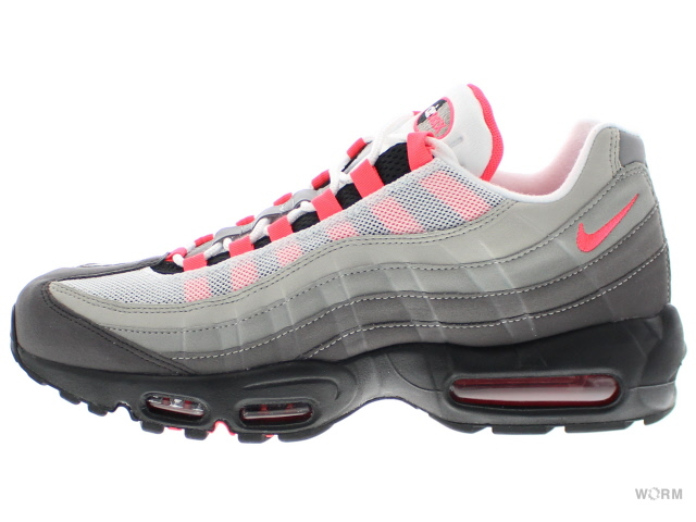 buy online d24f4 60403 NIKE AIR MAX 95 OG at2865-100 white solar red-granite-dust Kie Ney AMAX-free  article