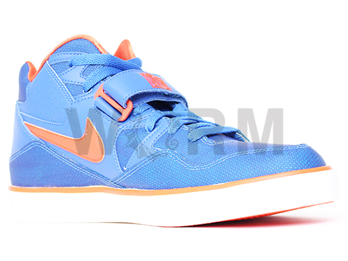 NIKE AUTO FORCE 180 MID QK LE 375755-481 varsity royal/team orange-wht auto force mid unread items