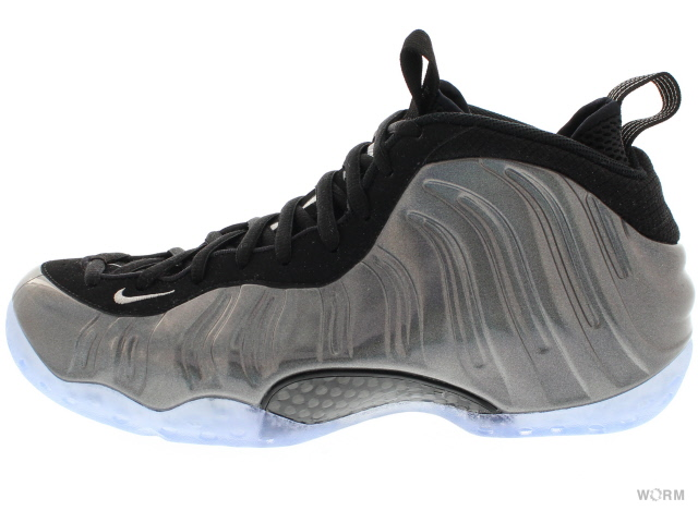 NIKE AIR FOAMPOSITE ONE 314996-900 multi-color/mtllc silver-blk ナイキ エア フォームポジット 未使用品【中古】
