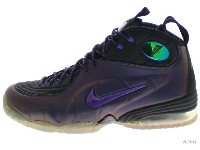 【US9】NIKE 1/2 CENT 344646-500 club purple/club purple-black ナイキ 未使用品【中古】