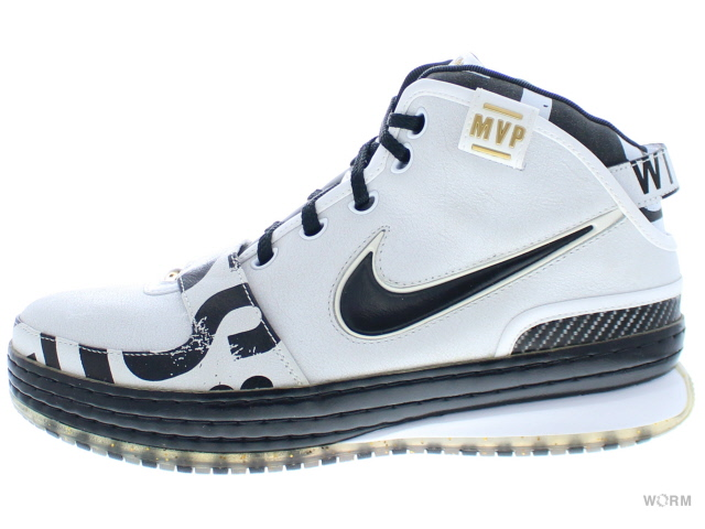 quality design eb60f 0ea28 NIKE ZOOM LEBRON VI MVP 386735-101 white black-metallic gold LeBron 6  unread items