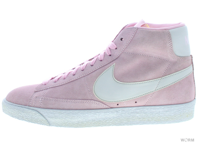 low priced e01c7 22d02 NIKE BLAZER MID PRM 429988-600 prism pink prism pink Blazer unread items