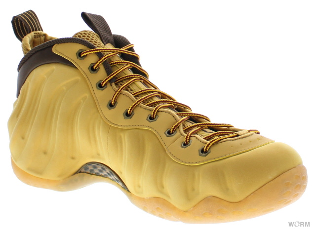 Nike Air Foamposite One Rugged Orange Official Images