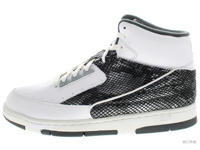 NIKE AIR PYTHON SP 632631-110 white/white-metallic silver エア パイソン 未使用品【中古】