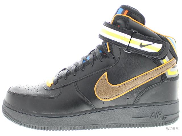 NIKE AIR FORCE 1 MID SP / TISCI 677803-020 black/baroque brown air force  unread items