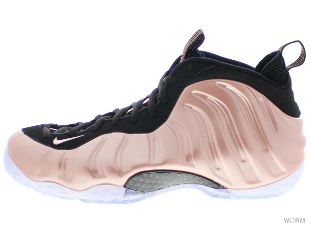 NIKE AIR FOAMPOSITE ONE 314996-602 rust pink/white-black ナイキ エア フォームポジット ワン 未使用品【中古】
