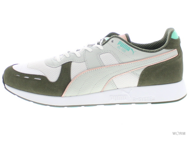 Article Puma Emory Jones free in PUMA RS 100 X EMORY JONES 368,054 01 puma white forest night