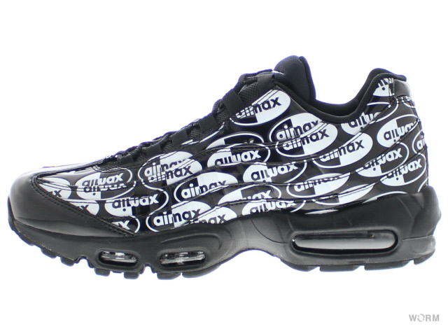 timeless design 8fc69 842b8 NIKE AIR MAX 95 PRM 538,416-017 black black-white Kie Ney AMAX-free article
