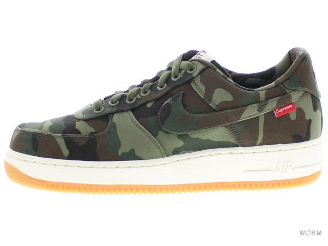 Nike Air Force 1 Low Premium Cargo Khaki Baroque