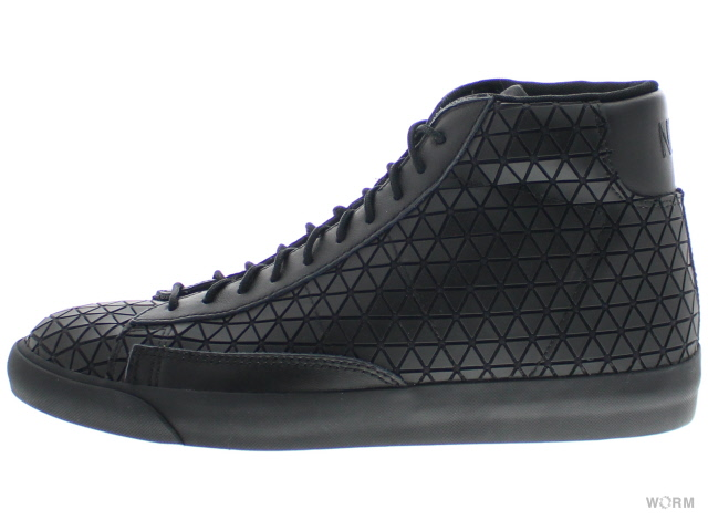 best service d5533 b2cb8 NIKE BLAZER MID METRIC QS 744,419-001 black black Nike blazer mid-free ...