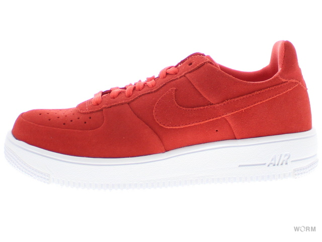 cheaper a8982 ef241 NIKE AIR FORCE 1 ULTRAFORCE 818,735-602 track redtrack red-white Nike air  force ultra force-free article