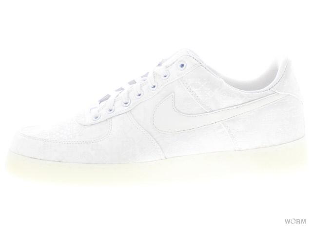 NIKE AIR FORCE 1 PRM CLOT ao9286-100 white/white-white ナイキ エア フォース 未使用品【中古】