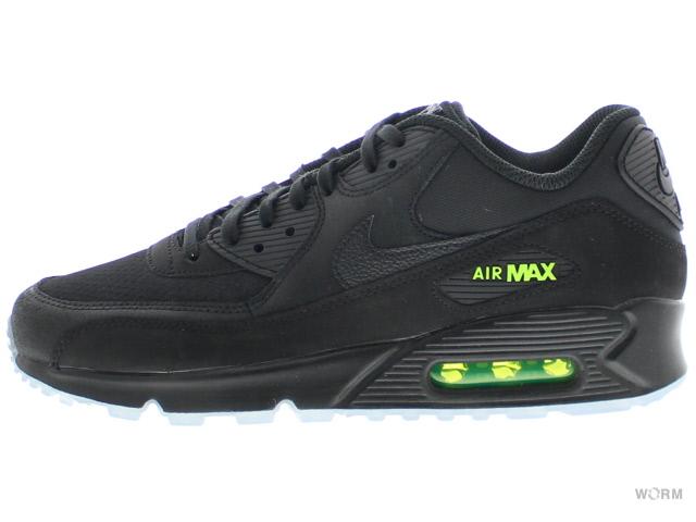 NIKE AIR MAX 90 aq6101 001 blackblack volt Kie Ney AMAX free article