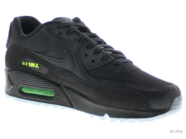 newest 39c97 862c3 NIKE AIR MAX 90 aq6101-001 black/black-volt Kie Ney AMAX-free article