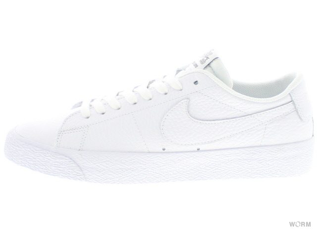 official photos 84fd2 308cc NIKE SB ZOOM BLAZER LOW NBA ar1576-114 white/white-rush blue Nike zoom  blazer low-free article