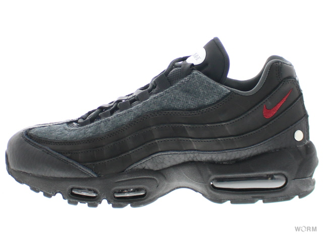 NIKE AIR MAX 95 NRG at6146 001 blackteam red anthracite Kie Ney AMAX free article