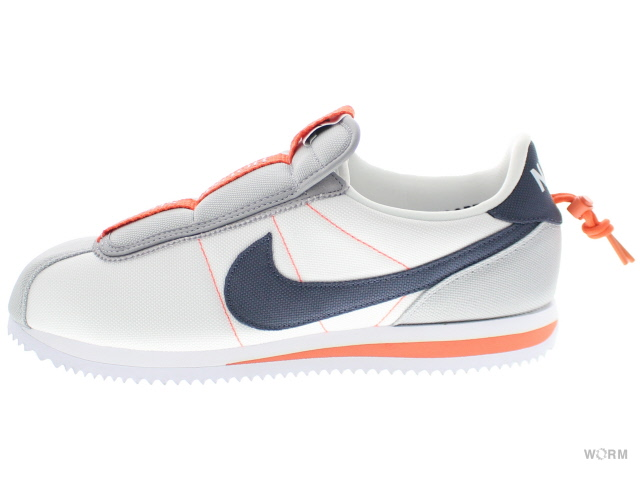 sale retailer 4d4bf d90b7 NIKE CORTEZ KENNY IV av2950-100 white/thunder blue-wolf grey-t ナイキコルテッツケニー  4-free article