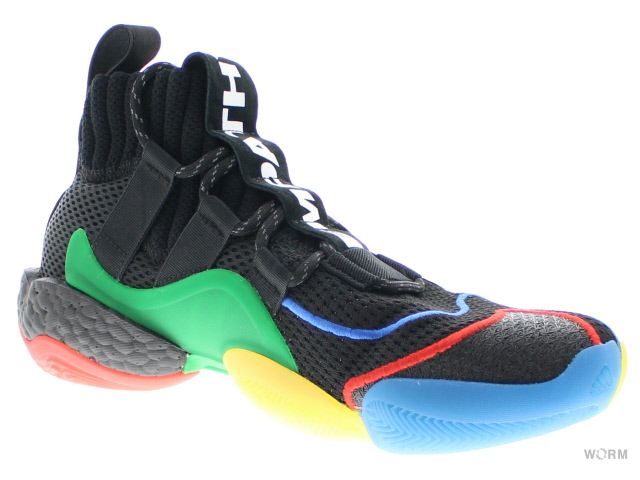 check out 21043 cfb66 adidas CRAZY BYW LVL X PW g27805 アディダス クレイジー M未使用品【中古】 WORM TOKYO
