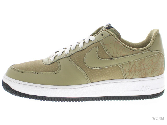 NIKE AIR FORCE 1 LOW MILITARY QK 372490-221 nuetral olive/nuetral olive ナイキ エア フォース ロウ 未使用品【中古】