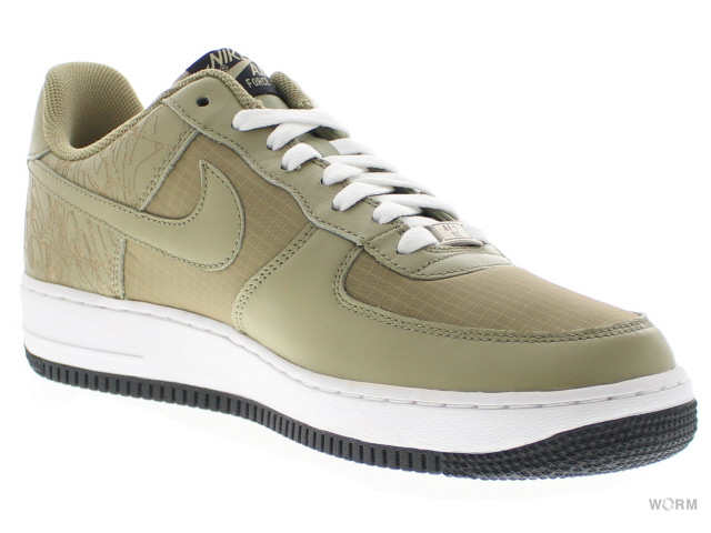 NIKE AIR FORCE 1 LOW MILITARY QK 372,490 221 nuetral olivenuetral olive Nike air force low free article
