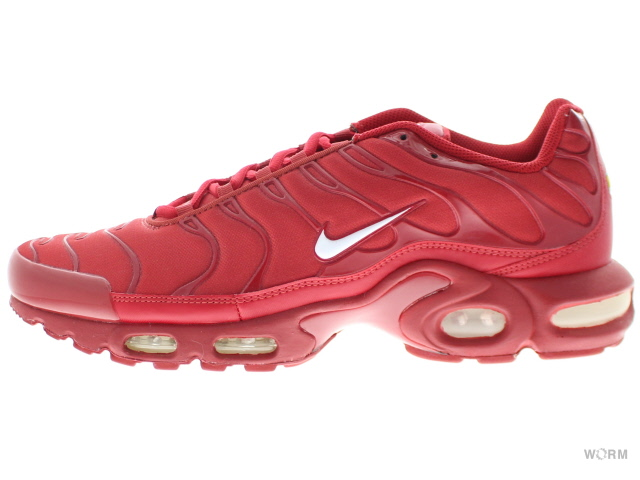 ea9e64364f NIKE AIR MAX PLUS TXT 647,315-616 pepper red/white Kie Ney AMAX plus ...