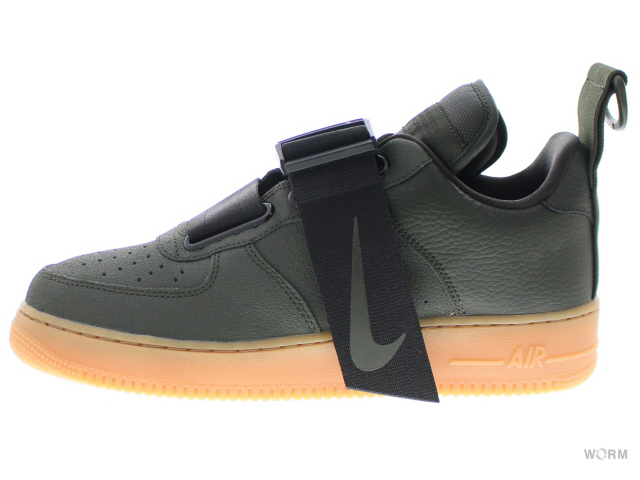 NIKE AIR FORCE 1 UTILITY ao1531 300 sequoiablack gum med brown Nike air force utility free article