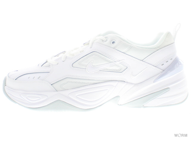 W NIKE M2K TEKNO ao3108-100 white/white-pure platinum ウィメンズ ナイキ モナーク テクノ 未使用品【中古】