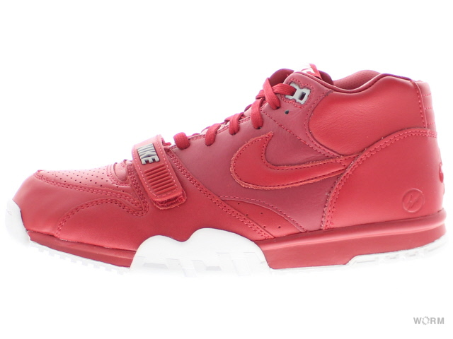 NIKE AIR TRAINER 1 MID SP / FRAGMENT 806942-661 gym red/gym red-white エア トレイナー 未使用品【中古】
