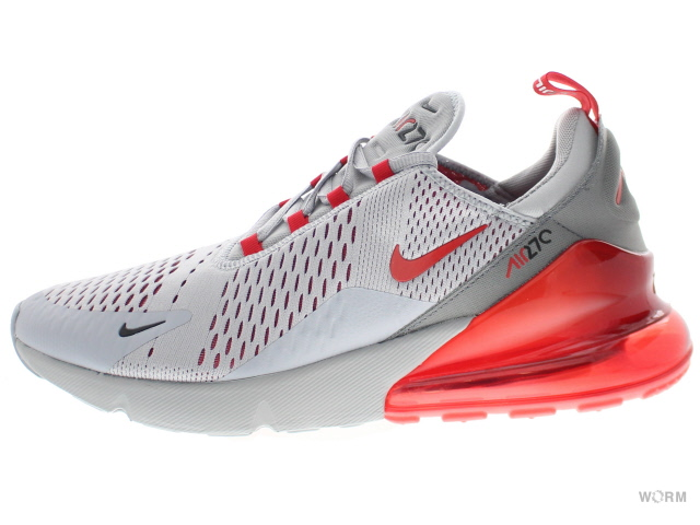 finest selection 22718 eff34 NIKE AIR MAX 270 ah8050-018 wolf grey/university red Kie Ney AMAX-free  article