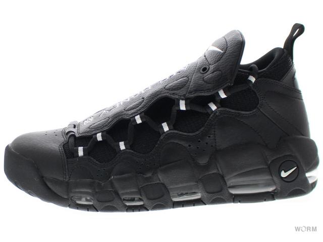 NIKE AIR MORE MONEY aj2998 002 blackmetallic silver black Nike air more money free article