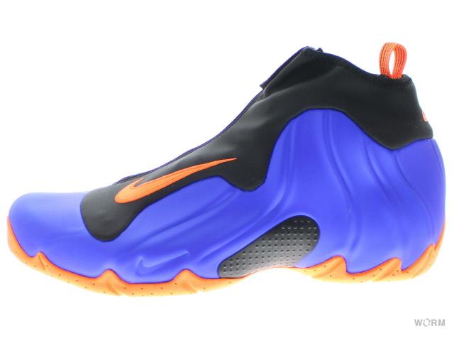 NIKE AIR FLIGHTPOSITE ao9378-401 racer blue/total orange-black ナイキ エア フライトポジット 未使用品【中古】