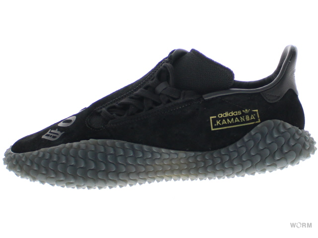adidas KAMANDA 01 NBHD b37341 cblack/cblack/cblack アディダス カマンダ NEIGHBORHOOD ネイバーフット 未使用品【中古】