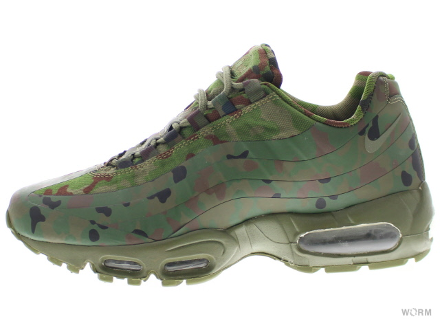 NIKE (Nike) AIR MAX 95 UK SP COUNTRY CAMO PACK (634,773 220) hemp X military brown US9.5(27.5cm)
