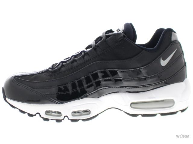 NIKE WMNS AIR MAX 95 SE PRM ah8697 001 blackreflect silver black Nike women Air Max free article