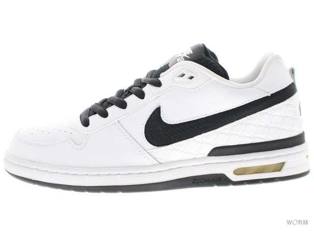 NIKE Nike sneakers SB PAUL RODRIGUEZ ZOOM AIR LOW S B pole Rodrigues zoom air low 310,802 100 white white men