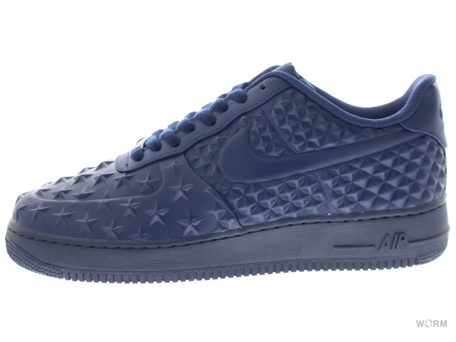 NIKE AIR FORCE 1 LV8 VT 789104-400 mdnght nvy/mdnght nvy-mdnght n ナイキ エア フォース 未使用品【中古】