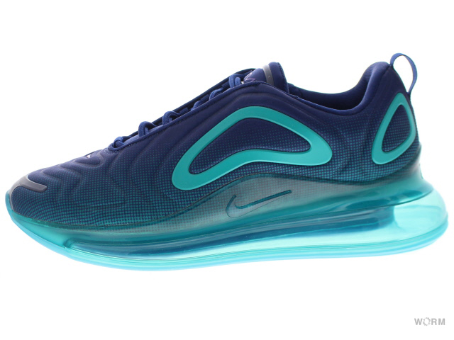 NIKE AIR MAX 720 ao2924,405 blue void/court purple Kie Ney AMAX,free article