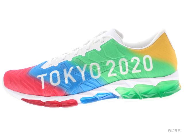 ASICS GEl-QUANTUM 360 5(東京2020 オリンピック エンブレム) 1021a246-960 multi アシックス ゲル クアンタム 未使用品【中古】