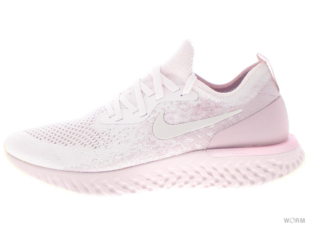 NIKE EPIC REACT FLYKNIT aq0067-600 pearl pink/pearl pink ナイキ エピック リアクト フライニット 未使用品【中古】