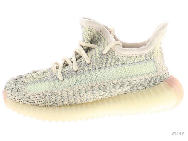 adidas YEEZY BOOST 350 V2 INFANT fw3047 citrin/citrin/citrin アディダス イージー ブースト 子供靴 未使用品【中古】