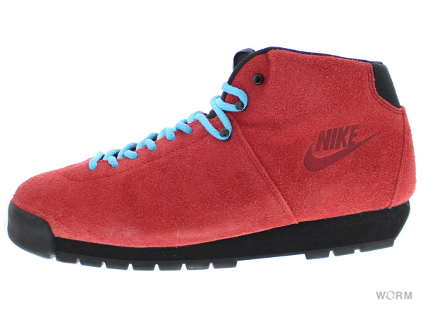 NIKE AIR MAGMA ND 370921-661 varsity red/varsity red-black ナイキ エア マグマ 未使用品【中古】