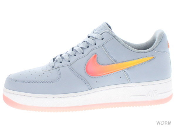 NIKE AIR FORCE 1 '07 PRM 2 at4143-400 obsidian mist/hot punch ナイキ エア フォース 未使用品【中古】
