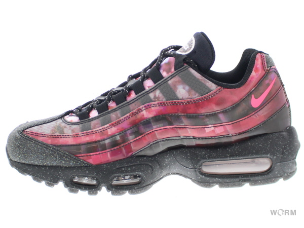 NIKE AIR MAX 95 PREMIUM cu6723-076 black/racer pink-light violet ナイキ エア マックス 未使用品【中古】